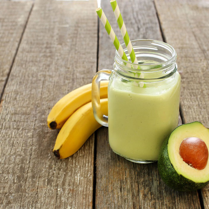 "Smoothie ""Banana and Avocado"""